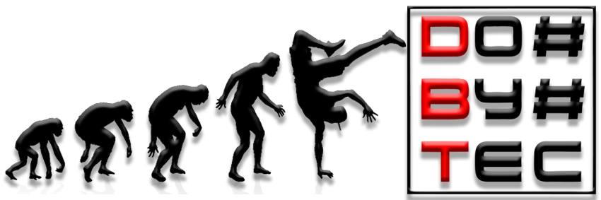 logo - Seniorský taneční tým DO#BY#TEC skupiny dbt.dance