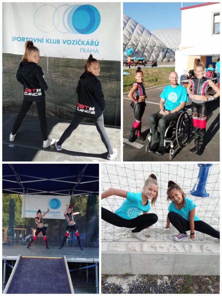 DBT dance v akci - sponzoring